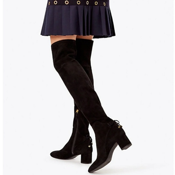 90f366b4bdf ⭐NWT⭐ Tory Burch Laila Over the Knee Boots